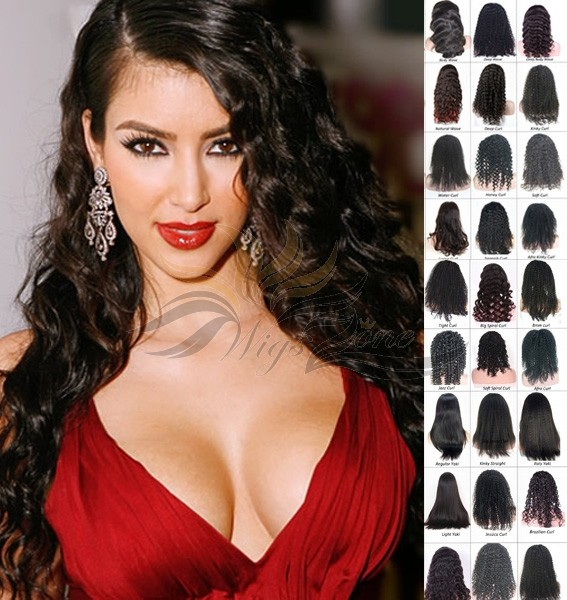 Didn't Find Silk Top Lace Wig You're Looking For? Please Click Here! [WZ07]