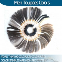 Man Hair Replacements Hair Color Helpful Information