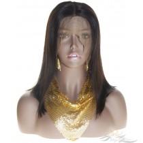 Clearance 12inch BOB Peruvian Virgin Hair 360 Lace Wigs [P360BOB]