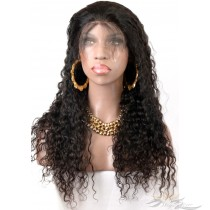 Synthetic Lace Front Wig Deep Wave Looks & Feels Like Human Hair [SHDW]