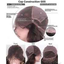 CUSTOM MADE GLUELESS FULL LACE WIG EXACTLY AS YOU WANT [G05]