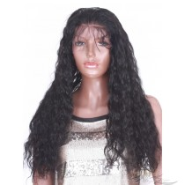 Synthetic Lace Front Wig Natural Wave Looks & Feels Like Human Hair [SHNW]