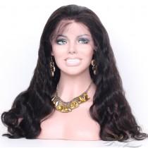Body Wave SILK TOP Lace Front Wig Cambodian Virgin Hair Hidden Knots [CASHBW]