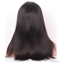 Light Yaki SILK TOP Lace Front Wig Cambodian Virgin Hair Hidden Knots [CASHLY]