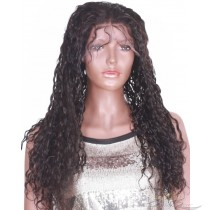 Synthetic Natural Spiral Lace Front Wig Futura Fiber Looks & Feels Like Human Hair Infused With Protein And Collagen For Softness & Longevity [SHNS]
