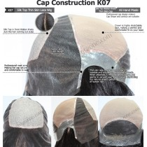 CUSTOM MADE SILK TOP THIN SKIN LACE WIG EXACTLY AS YOU WANT [K07]