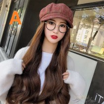 LONG SYNTHETIC HAIR  BERETS WIG [SBW]
