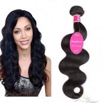Body Wave Brazilian Virgin Hair Wefts Human Virgin Hair Weaves Extensions [BRWBW]