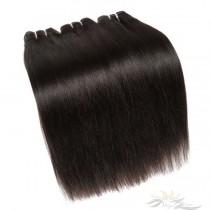 Light Yaki Brazilian Virgin Hair Wefts 3pcs/Lot Human Virgin Hair Weaves 3 Bundles [BRWLY3]