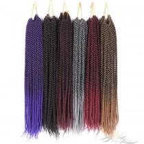 Ultima Fiber Crochet Braids Hair 20inch 22pcs Per Pack [BH01]