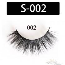 5D Silk Lashes Handmade Natural False Eyelash 5 Pairs/Pack [S-002]