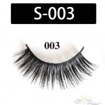 5D Silk Lashes Handmade Natural False Eyelash 5 Pairs/Pack [S-003]
