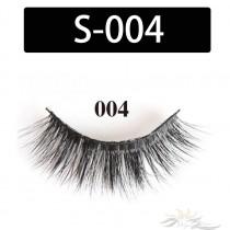 5D Silk Lashes Handmade Natural False Eyelash 5 Pairs/Pack [S-004]