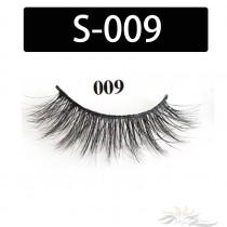 5D Silk Lashes Handmade Natural False Eyelash 5 Pairs/Pack [S-009]