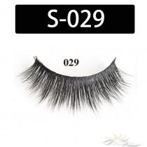 5D Silk Lashes Handmade Natural False Eyelash 5 Pairs/Pack [S-029]