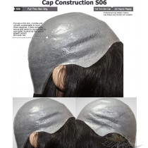 CUSTOM MADE FULL THIN SKIN WIG EXACTLY AS YOU WANT [S06]
