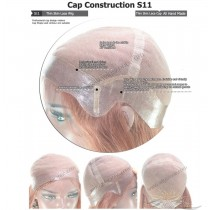 CUSTOM MADE THIN SKIN LACE WIG EXACTLY AS YOU WANT [S11]
