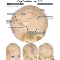 CUSTOM MADE THIN SKIN LACE WIG EXACTLY AS YOU WANT [S13]