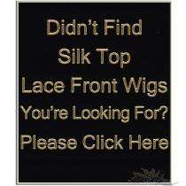 Human Virgin Hair SILK TOP Lace Front Wig Hidden Knots [HVSH]