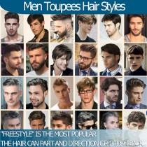 Man Toupee Hairstyles Helpful Information