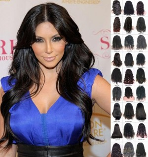 Didn't Find Silk Top Lace Front Wig You're Looking For? Please Click Here! [WZ08]